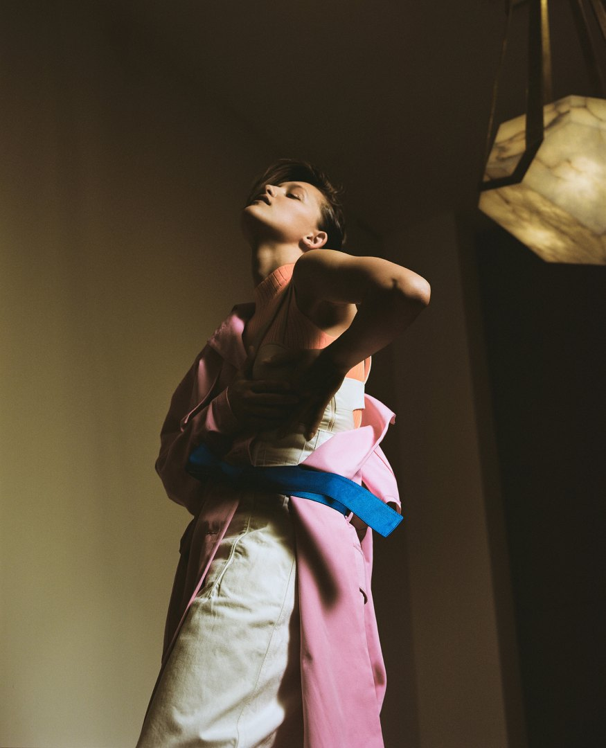 Stephanie Pfaender Body language Photo Nr.12 for Mixt(e) Magazine