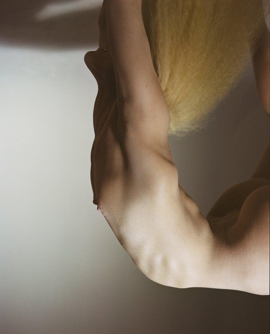 Stephanie Pfaender Body language Photo Nr.15 for Mixt(e) Magazine